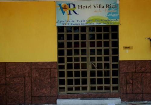 Hotel Villa Rica De La Veracruz, Teapa