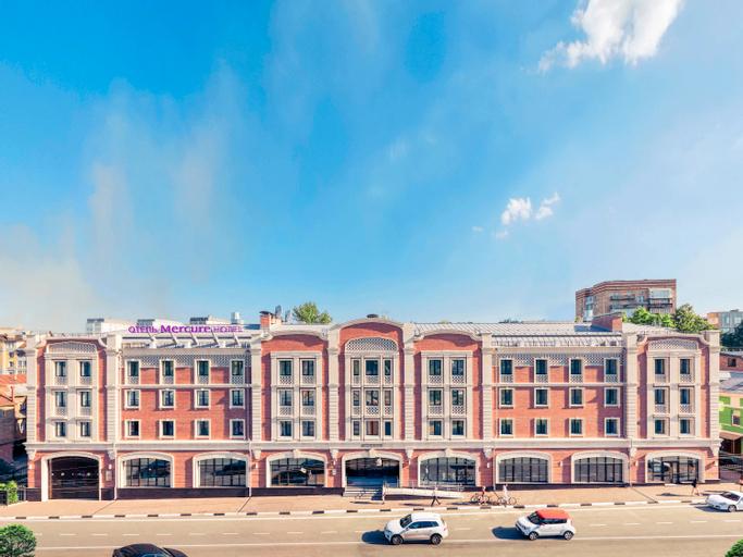Mercure Nizhny Novgorod Center, Qo'ng'irot