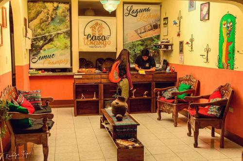 Hostal Casatenango, Cobán