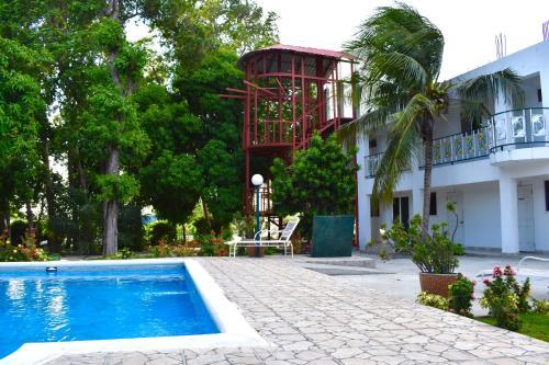 Eucalyptus guest House, Port-au-Prince