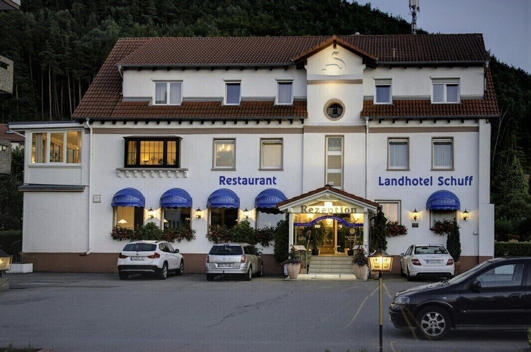 Landhotel Schuff, Kaiserslautern