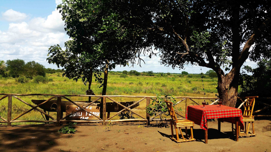 Selous Adili Forest Camp, Rufiji