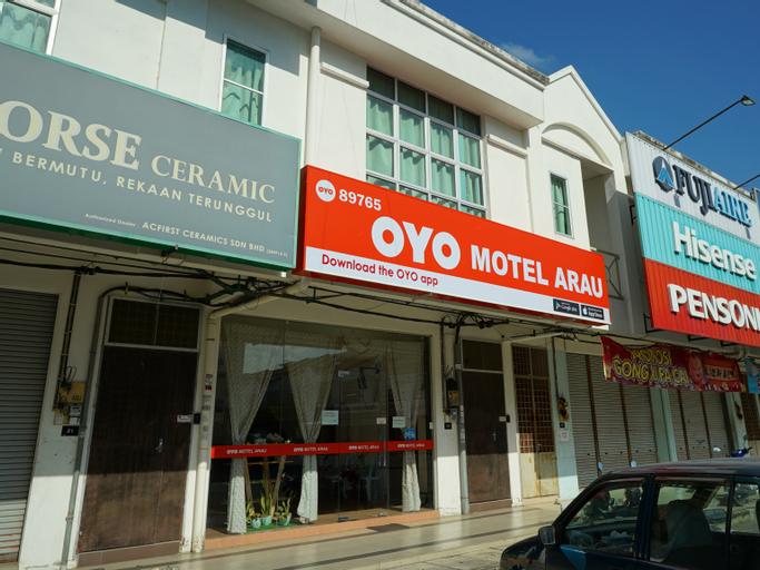 Motel Arau, Perlis