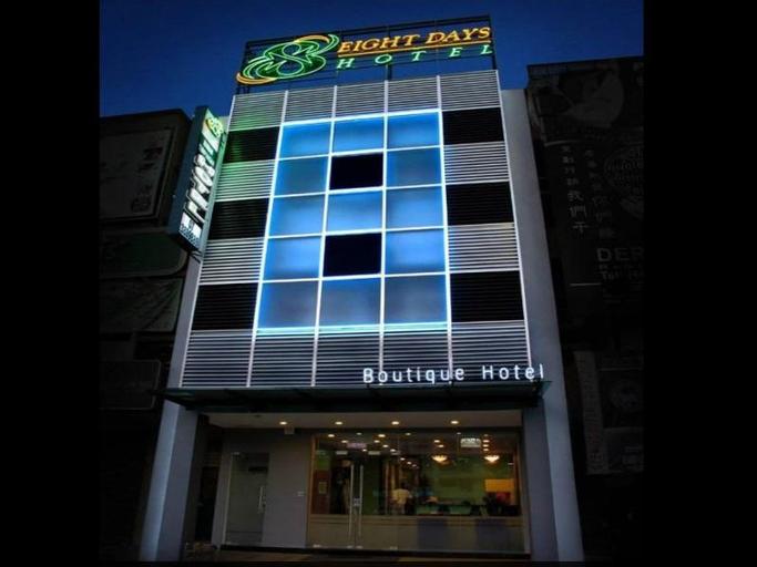 Eight Days Boutique Hotel Permas Jaya, Johor Bahru