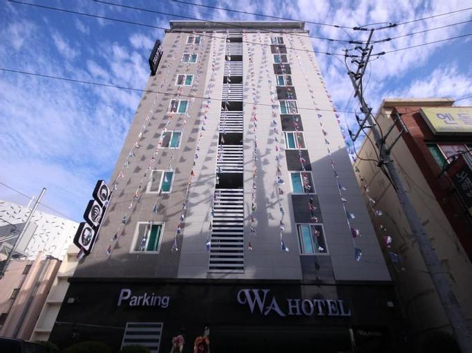 Nampo Wa Hotel, Jung