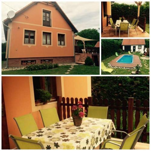 Orfui Kistucsok apartman 1-2, Pécs