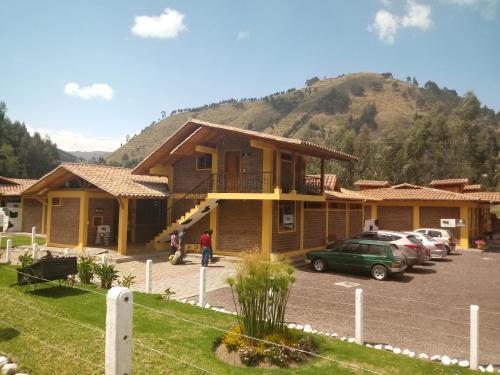 Hosteria Molinos de San Juan, Pujilí