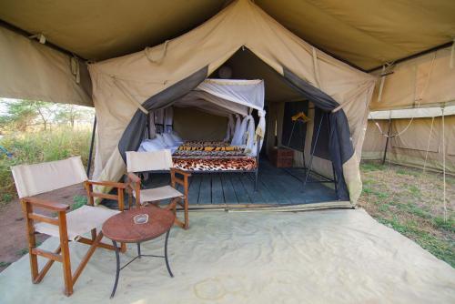 Ang'ata Migration Camp, Manyoni