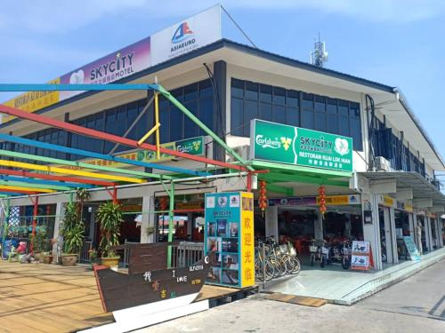 SkyCity Motel, Klang