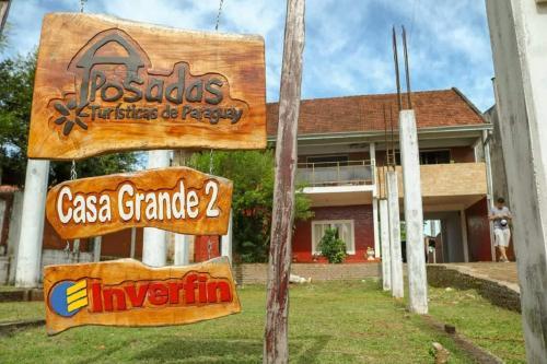 Hostal Posada Casa Grande 2, Encarnación