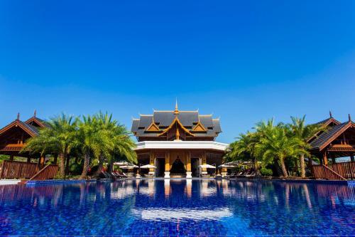 Xishuangbanna Jinghong Zizailvju Yuejing Holiday Villa, Xishuangbanna Dai