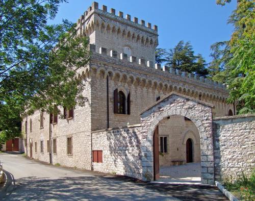 Villa Fontalba, Pesaro E Urbino