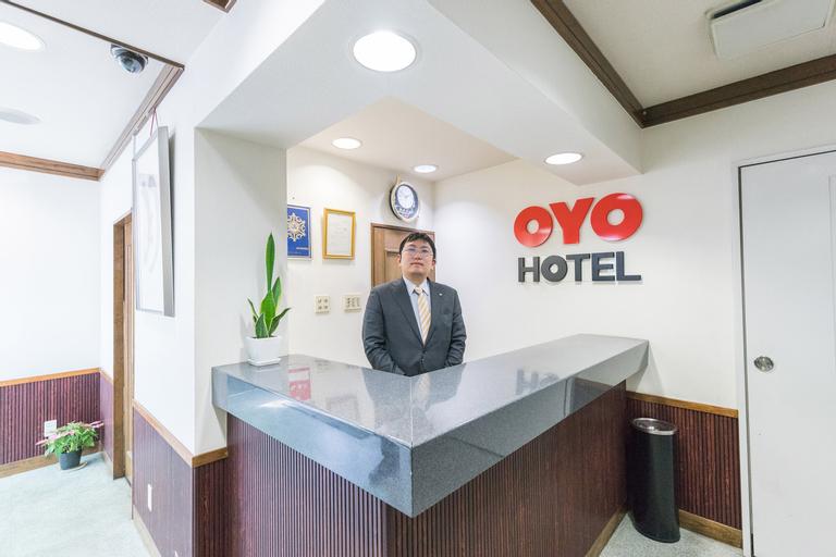 OYO Iwata Station Hotel, Iwata