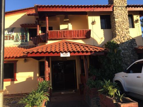 Hotel Bohio, Constanza