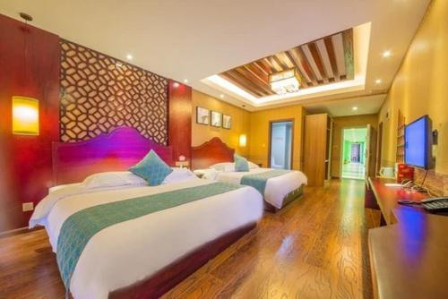 Xishuangbanna Daixiang Shuiyue Holiday Hotel, Xishuangbanna Dai