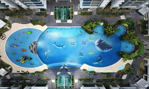 Atlantis Residence, Kota Melaka