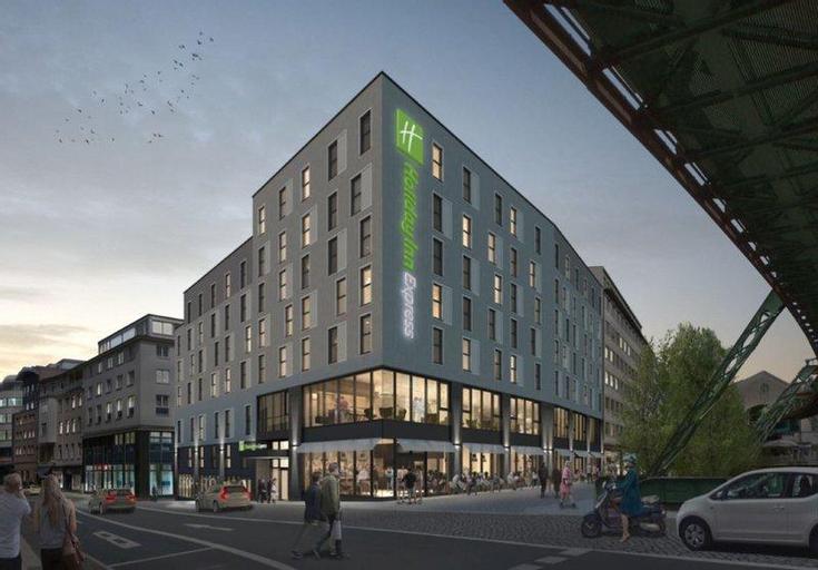 Holiday Inn Express Wuppertal - Hauptbahnhof, Wuppertal