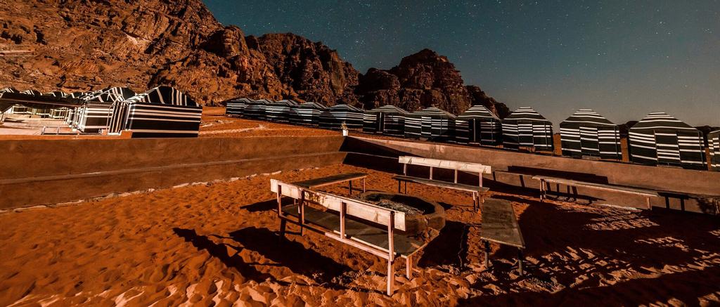 Desert Moon Camp, Aqaba