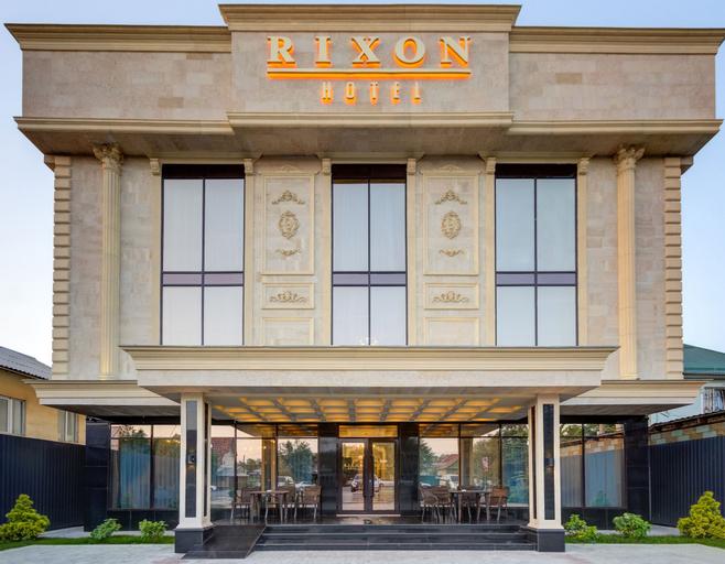 Rixon, Biškek