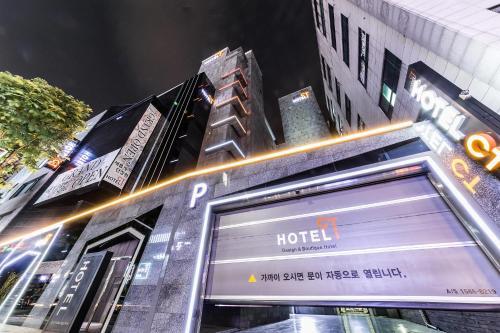 City Hotel, Gyeyang