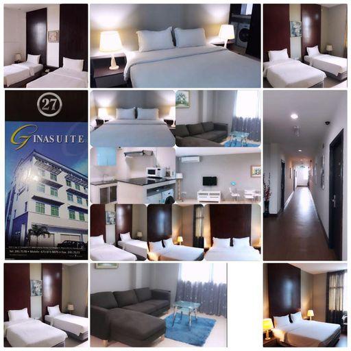 Gina Suite, Gadong