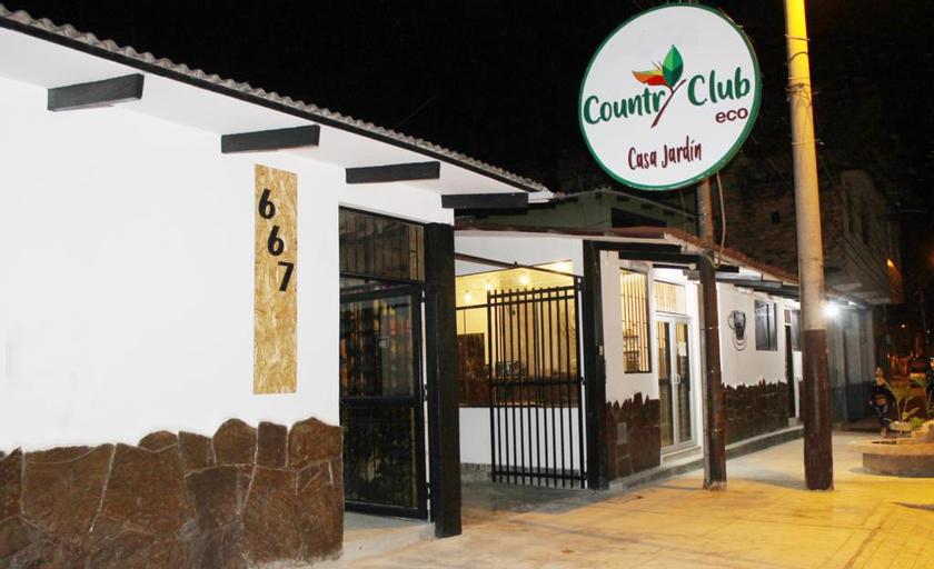 COUNTRY CLUB ECO CASA JARDÍN, Moyobamba