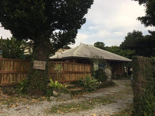 enishi house, Motobu