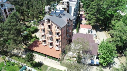 Hotel Evrazia, Ozurgeti