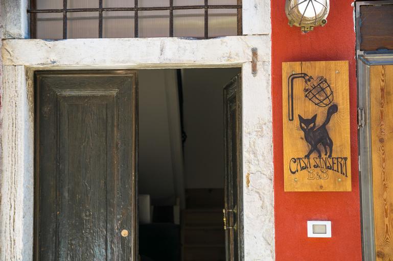 Casa Sansera, Venezia