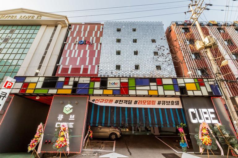 Cube Hotel, Yangju