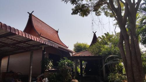 Baansuan Anjira Homestay & FishingPark ChaingMai, Mae Taeng