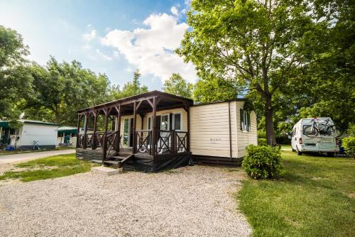 Mobile Homes with Thermal Riviera Tickets in Terme Catez, Brežice
