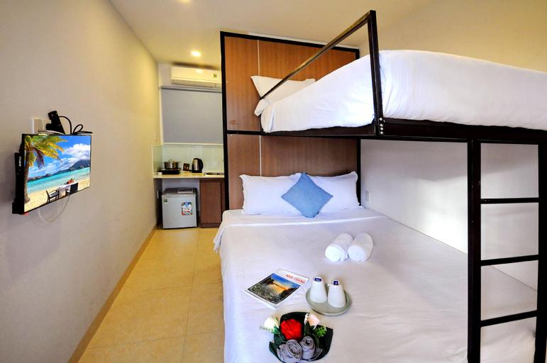 Comfort studio for 3 people near the beach, Nha Trang