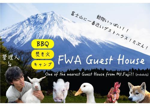 FWA Guest House, Fujinomiya