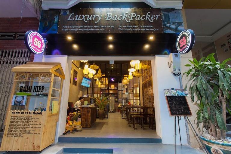 Luxury Backpackers, Hoàn Kiếm