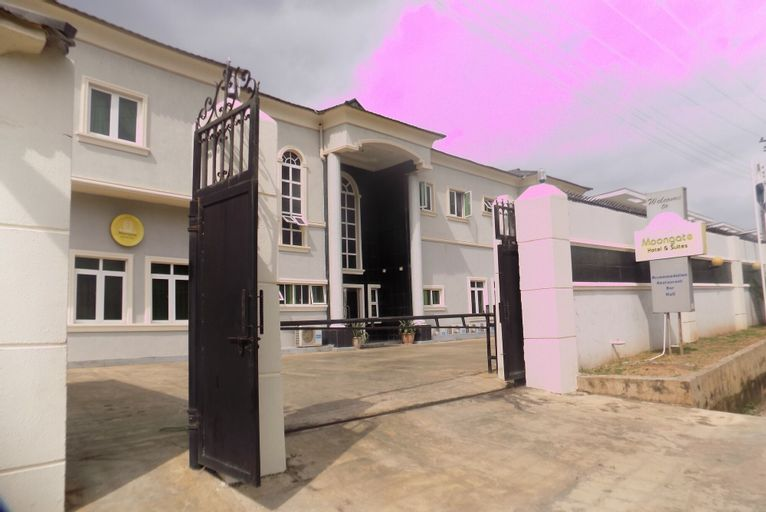 Moongate Hotel and Suites, Abeokuta South