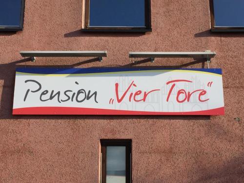 Pension Vier Tore, Mecklenburgische Seenplatte