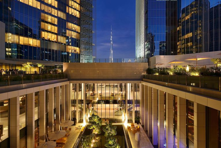 The Oberoi Dubai,