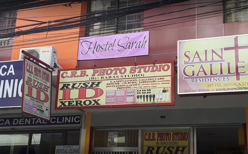 Hostel Sarah, Manila