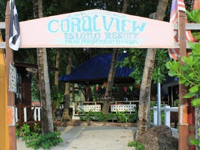 Coral View Island Resort, Besut