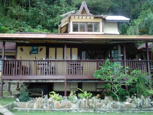 Coconut Garden Island Resort, San Vicente