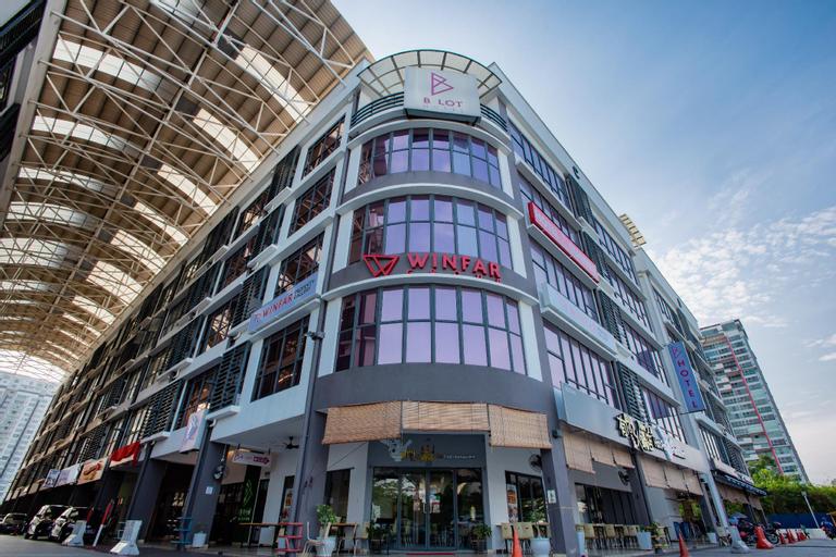 B LOT HOTEL, Kuala Lumpur