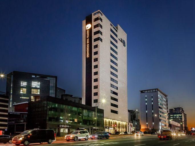 Hotel The Designers Hongdae, Gangnam