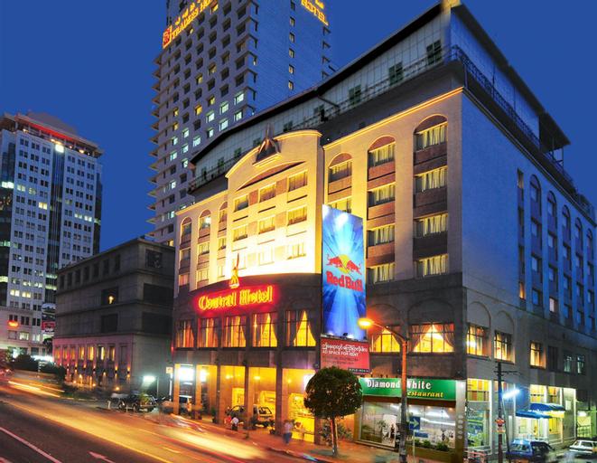 Central Hotel, Yangon-W
