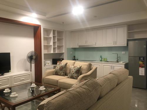 Thanglong apartment, Ba Đình