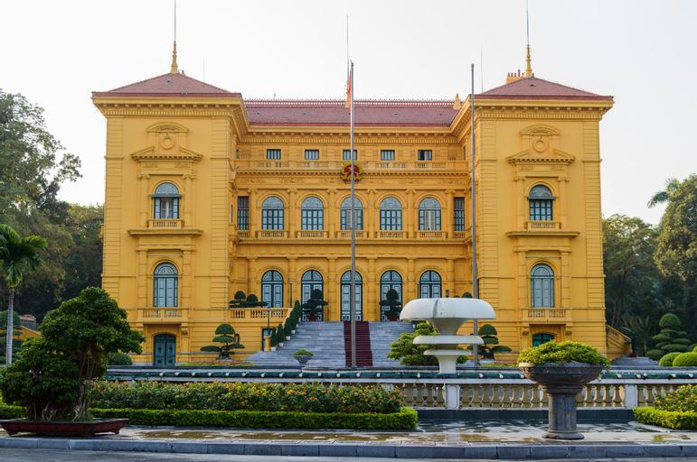 Monaco Building, Cầu Giấy