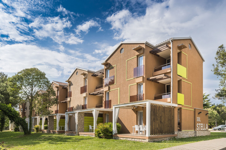 Apartments Sol Stella For Plava Laguna, Umag