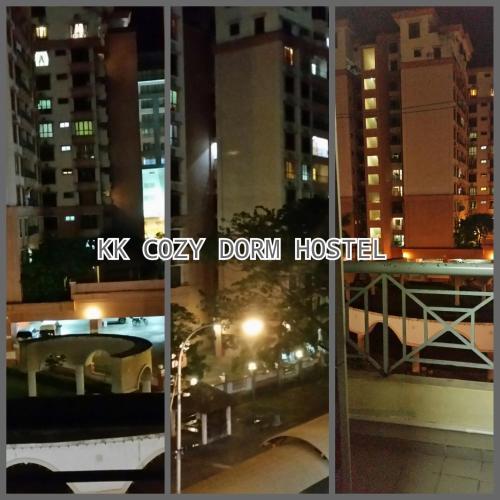 Kk Cozy Dorm Hostel, Kota Kinabalu