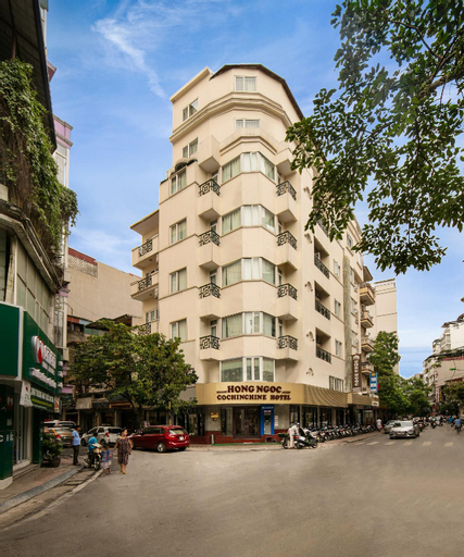 Hong Ngoc Cochinchine Boutique Hotel & Spa, Ba Đình