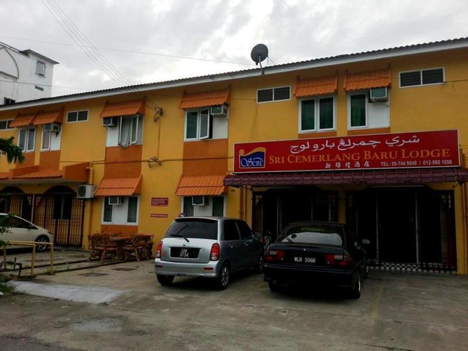 Sri Cemerlang Baru Lounge Hotel, Kota Bharu